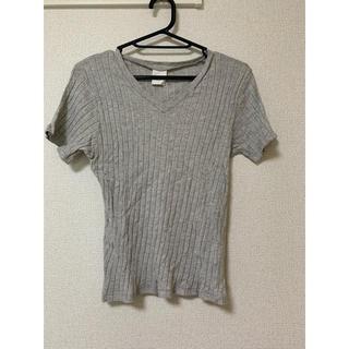 サニーレーベル(Sonny Label)のsonny lavel  リブTシャツ(Tシャツ(半袖/袖なし))