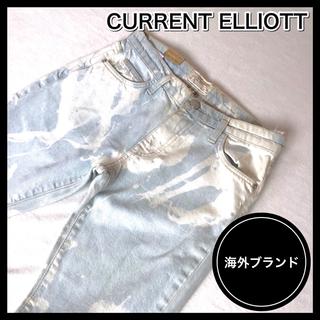 カレントエリオット(Current Elliott)の【未使用訳あり品】CURRENT ELLIOTT カレンエリオット ジーンズ(デニム/ジーンズ)
