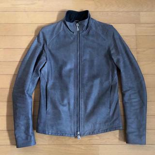 リックオウエンス(Rick Owens)の美品 10sei0otto ライダースジャケット 44(ライダースジャケット)