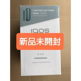 IQOS - 【新品】IQOS3 アイコス3 DUO 未登録 本体 キット ルーシッドティール