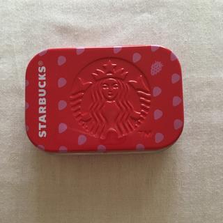 スターバックスコーヒー(Starbucks Coffee)のスターバックス アフターコーヒーミント(ストロベリー)(菓子/デザート)