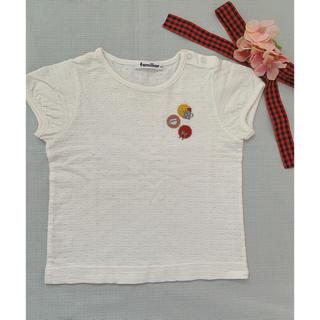 ファミリア(familiar)のfamiliar ファミリア90 (Tシャツ/カットソー)
