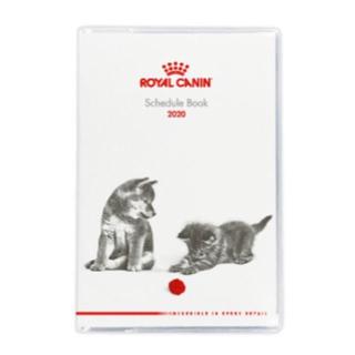 ロイヤルカナン(ROYAL CANIN)の*新品未使用* ロイヤルカナン 2020 スケジュール帳 手帳(カレンダー/スケジュール)