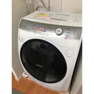 東芝 - 東芝 ZABOON TW-Z390L ドラム式洗濯機 洗濯9.0㎏/乾燥6.0㎏