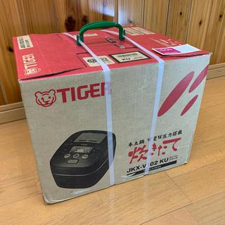 TIGER - 未使用品 タイガー 土鍋圧力IH炊飯ジャー 炊きたて 5.5合炊き