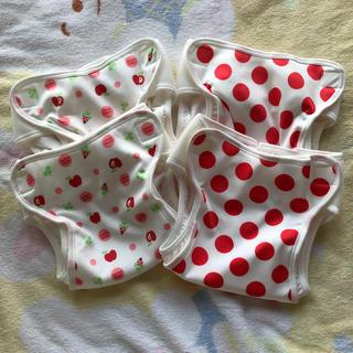 ニシマツヤ(西松屋)の布オムツカバー〈新品〉(布おむつ)