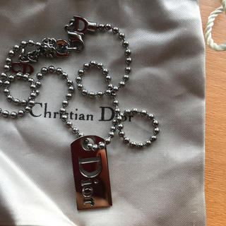 クリスチャンディオール(Christian Dior)のディオールネックレス(ネックレス)