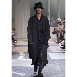 ヨウジヤマモト(Yohji Yamamoto)のyohji yamamoto pour homme 18ss シャツジャケット(テーラードジャケット)