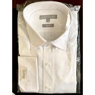 バーニーズニューヨーク(BARNEYS NEW YORK)のAlain Figaret  ダブルカフス ワイシャツ(シャツ)