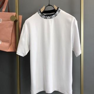 ACNE - Acne アクネ Tシャツ 半袖 男女通用 ホワイト ゆるコーデ