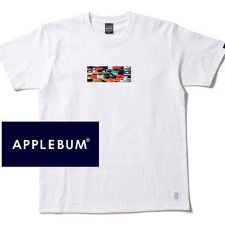 アップルバム(APPLEBUM)の人気❗️APPLEBUM アップルバム K.B.A.S. Box Tシャツ 白(Tシャツ/カットソー(半袖/袖なし))
