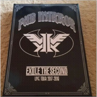EXILE THE SECOND  パブミラー(ミュージシャン)