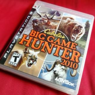 プレイステーション3(PlayStation3)のPS3 海外ゲーム Cabela's Big Game Hunter 2010(家庭用ゲームソフト)