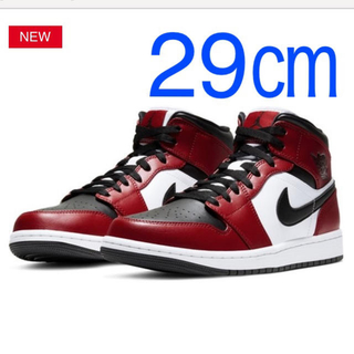 NIKE - NIKE AIR JORDAN 1 MID Chicago 29㎝