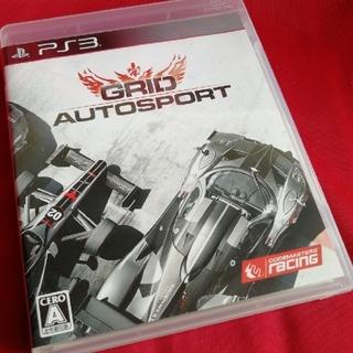 プレイステーション3(PlayStation3)のPS3 グリッドオートスポーツ(家庭用ゲームソフト)