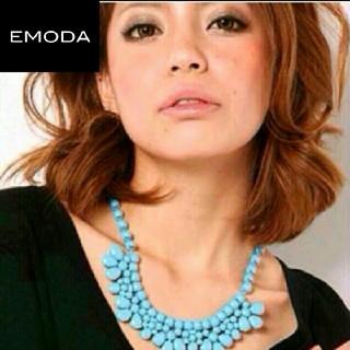エモダ(EMODA)の【値下げ】新品、未使用*EMODA ネックレス(ネックレス)