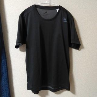 アディダス(adidas)の【adidas】半袖グレー(Tシャツ(半袖/袖なし))