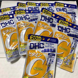 ディーエイチシー(DHC)のDHC ビタミンC ハードカプセル 20日分×10袋(ビタミン)