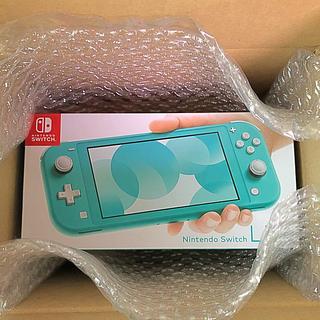 任天堂 - Nintendo Switch Lite  ターコイズ★新品未開封品