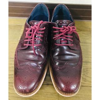 コールハーン(Cole Haan)のコールハーン cole haan 革靴 メンズ8M(ドレス/ビジネス)