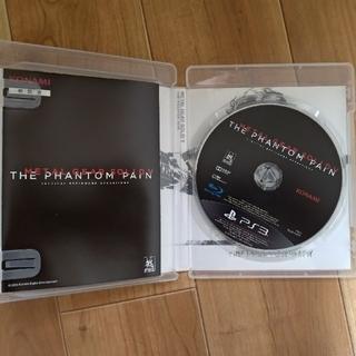 プレイステーション3(PlayStation3)のプレステ3 メタルギア ソリッド V ファントムペイン PS3(家庭用ゲームソフト)