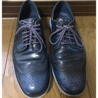 コールハーン(Cole Haan)のコールハーン cole haan 革靴 メンズ8.5M(ドレス/ビジネス)