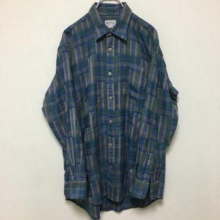 バーバリー(BURBERRY)のBurberry バーバリー  チェックシャツ 古着 メンズ レディース (シャツ)