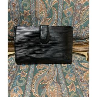 ルイヴィトン(LOUIS VUITTON)のルイヴィトン   エピ がま口 財布 美品(財布)
