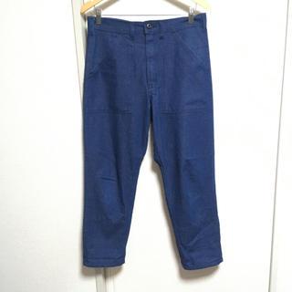 エンジニアードガーメンツ(Engineered Garments)のGUNG HO USA ファティーグパンツ ベイカー 32(ワークパンツ/カーゴパンツ)