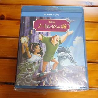ディズニー(Disney)のノートルダムの鐘 Blu-ray+DVD(キッズ/ファミリー)