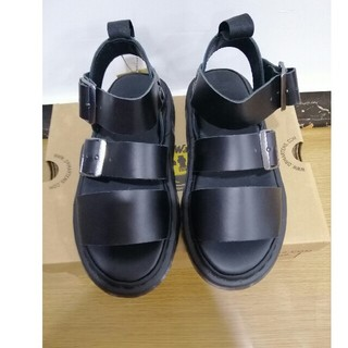 Dr.Martens - 未使用品UK3 Dr.Martens ドクターマーチン   革靴 サンダル  レ