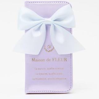 メゾンドフルール(Maison de FLEUR)の新品Maison de FLEURのiPhone6ケース(iPhoneケース)