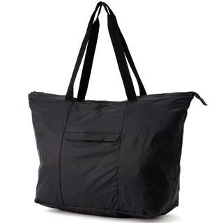 MUJI (無印良品) - MUJI(無印良品)パラグライダークロス 撥水トートバッグ【黒】新品未使用
