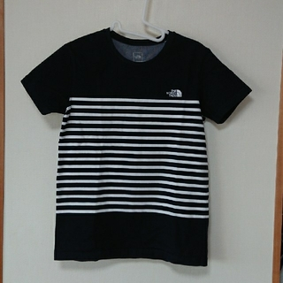 THE NORTH FACE - THE NORTH FACE ショートスリーブボーダーTシャツ NTW31950