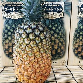 【上等品!!】沖縄県産☆ゴールドバレル 1玉(フルーツ)