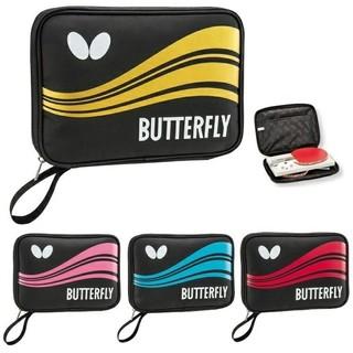 バタフライ(BUTTERFLY)の新品/送料無料/卓球/ラケットケース/バタフライ/収納/ラバー/ハードケース(卓球)