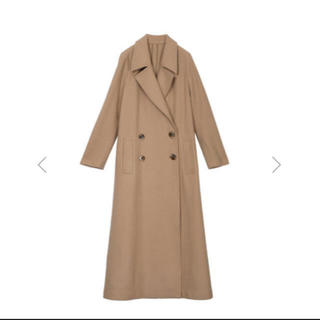 Ameri VINTAGE - ameri vintage LITTLE FLARE LONG COAT