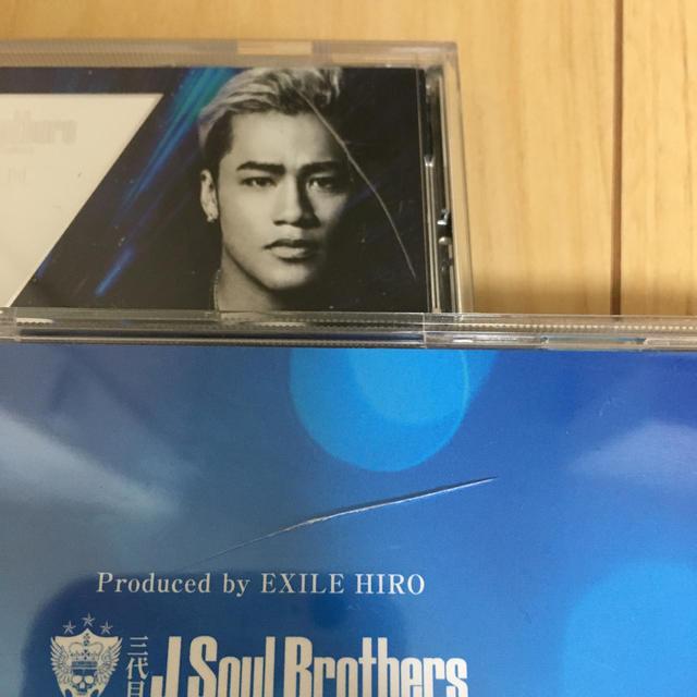 三代目J Soul Brothers CD 7枚セット エンタメ/ホビーのCD(ポップス/ロック(邦楽))の商品写真