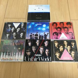 三代目J Soul Brothers CD 7枚セット(ポップス/ロック(邦楽))