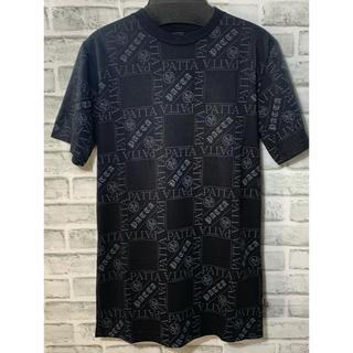 ステューシー(STUSSY)の未使用 Patta パタ バティック 総柄 ロゴ Tシャツ(Tシャツ/カットソー(半袖/袖なし))