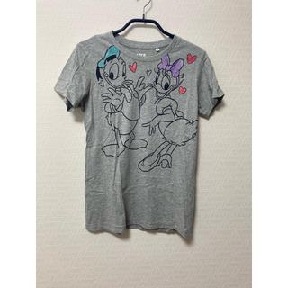 ユニクロ(UNIQLO)のUNIQLO Tシャツ ドナルド&デイジー(Tシャツ(半袖/袖なし))