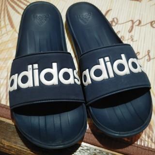 アディダス(adidas)のアディダス カロズーン サンダル ネイビー 27.5cm(サンダル)
