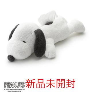 SNOOPY - 【新品未開封】ジェラートピケ SNOOPY SLEEPティッシュケース