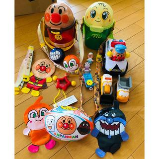 アンパンマン(アンパンマン)のアンパンマン おもちゃ まとめ売り(キャラクターグッズ)