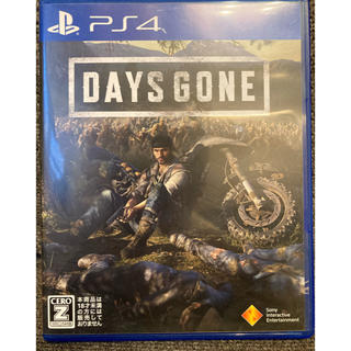 PlayStation4 - PS4 DAYS GONE デイズゴーン