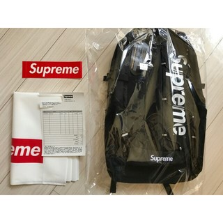 Supreme - Supreme backpack バックパック 17ss