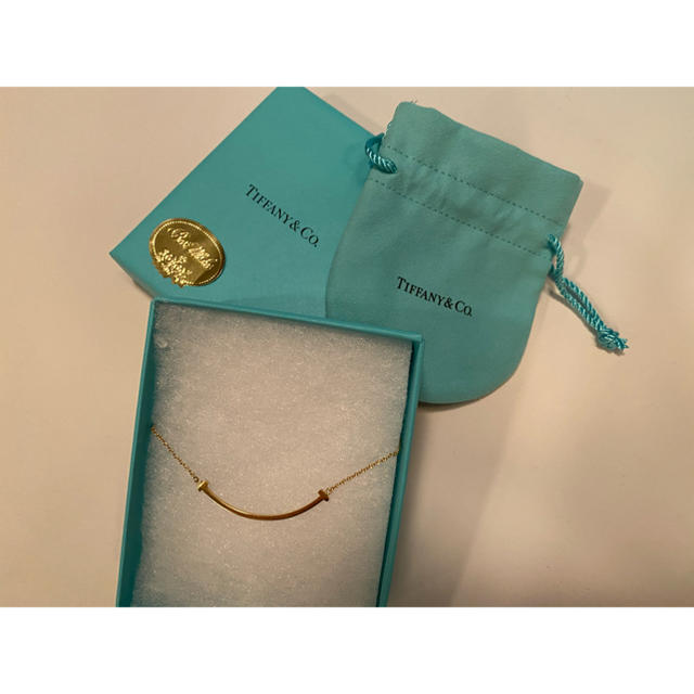Tiffany & Co.(ティファニー)のTiffany ティファニー ネックレス 石原さとみ レディースのアクセサリー(ネックレス)の商品写真