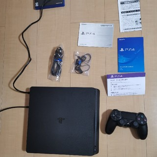 PlayStation4 - ps4 本体 ジェットブラック