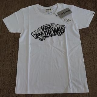ヴァンズ(VANS)の新品 VANS Tシャツ S(Tシャツ(半袖/袖なし))
