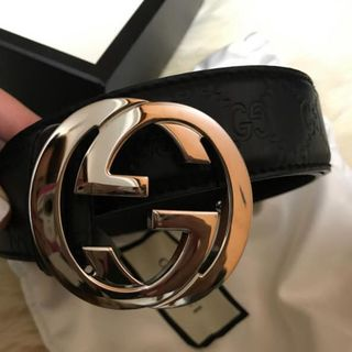 Gucci - GUCCI バックルベルト